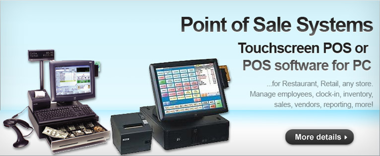 Point of Sale Systems POS