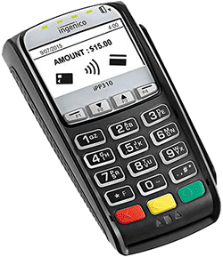 Ingenico iPP310 PIN Pad SCR/NFC ApplePay Contactless SmartCard R - Click Image to Close
